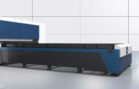 4kw Fiber laser cutting machine with Beckhoff controller