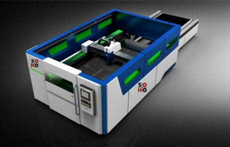 New-type-fiber-laser-cutting-machine