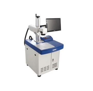 Machine de marquage laser rotative