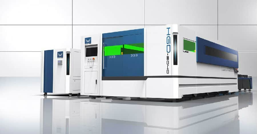 Figure 17 Fiber laser cutting machine gains more popularity