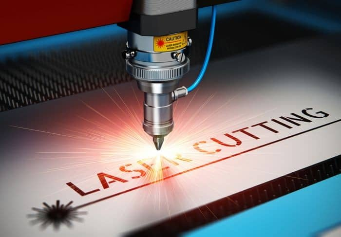 Figure 22 the disadvantage of fiber laser cutting