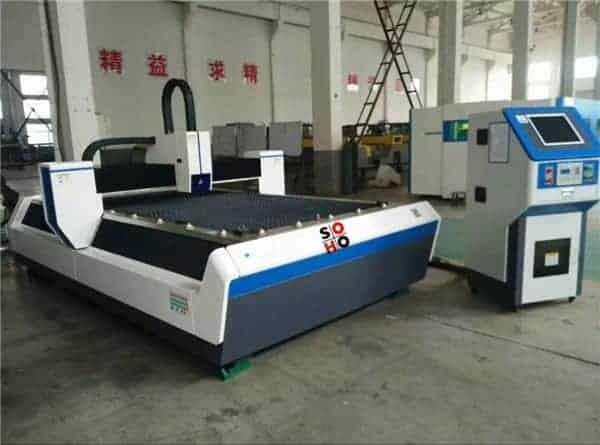 Figure 25 The cost of fiber laser cutting machine