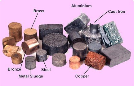 Figure 6 Materials that can be cut by fiber laser