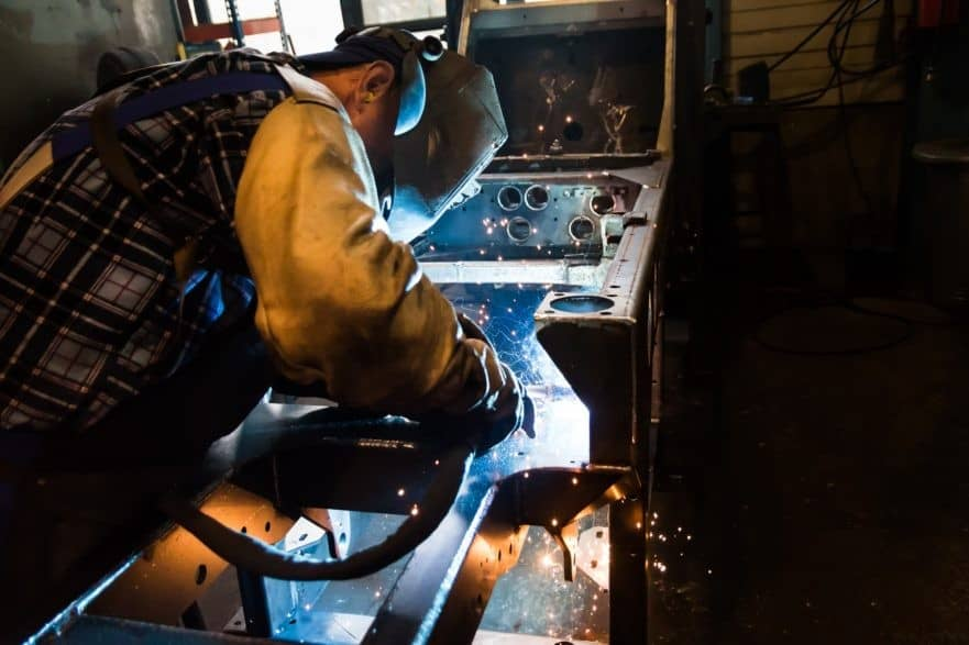 What Shade is needed for Plasma Cutting?