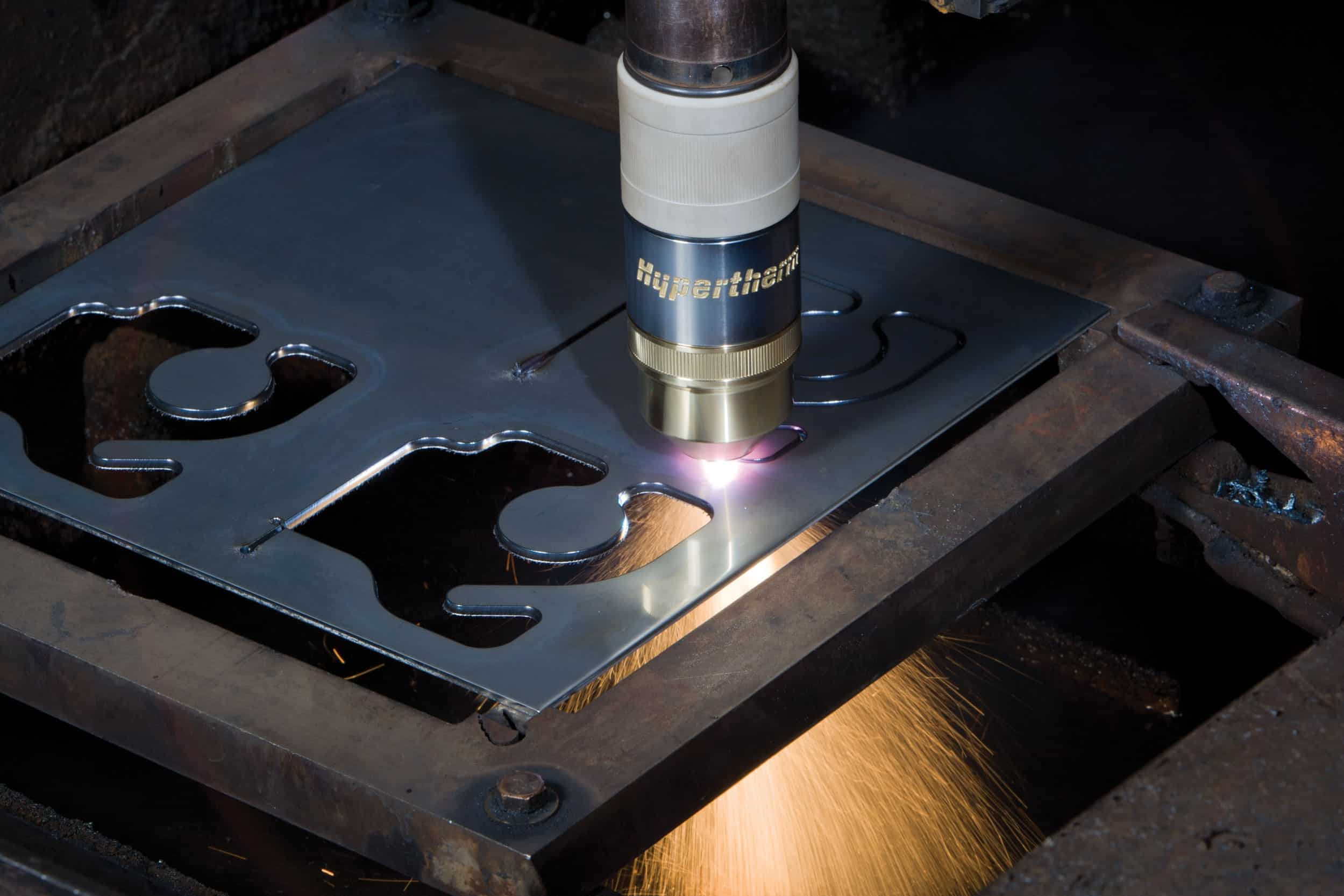 What is the Application of Plasma Cutting?