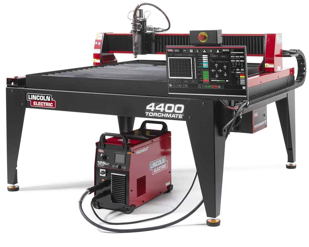 What is needed for Plasma Cutting?