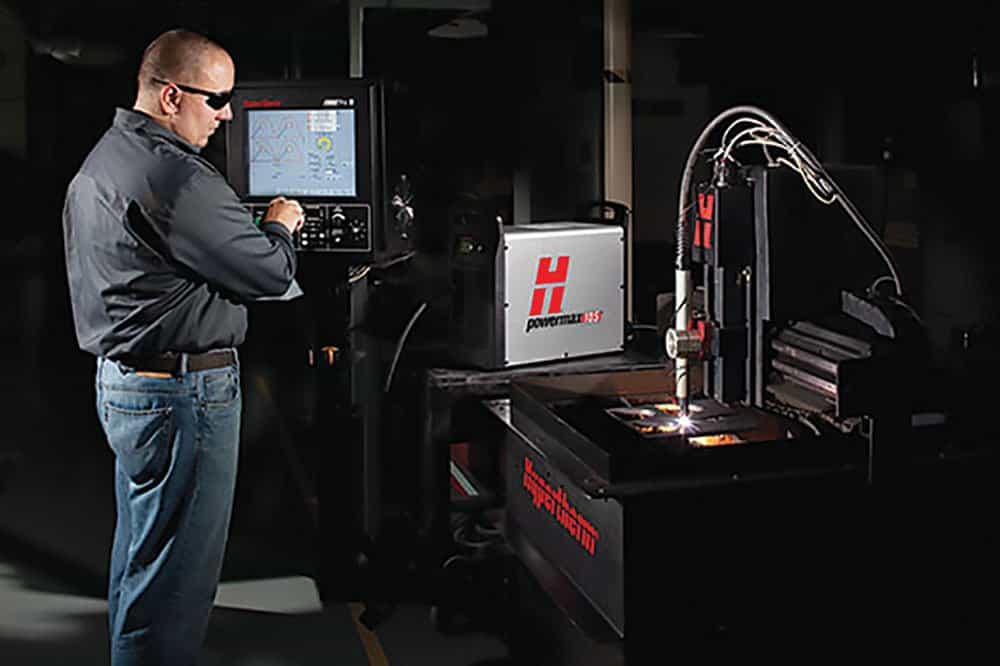 Can You Repair or Troubleshoot a Plasma Cutting Machine_