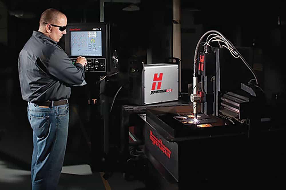 Можете ли вы отремонтировать или устранить неисправность аппарата плазменной резки?