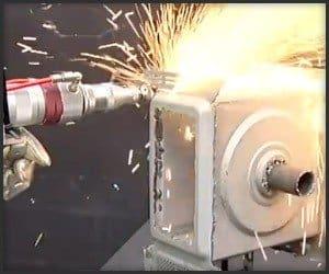 Handheld Laser Cutter