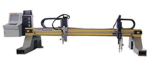 Machine de découpe plasma de haute précision