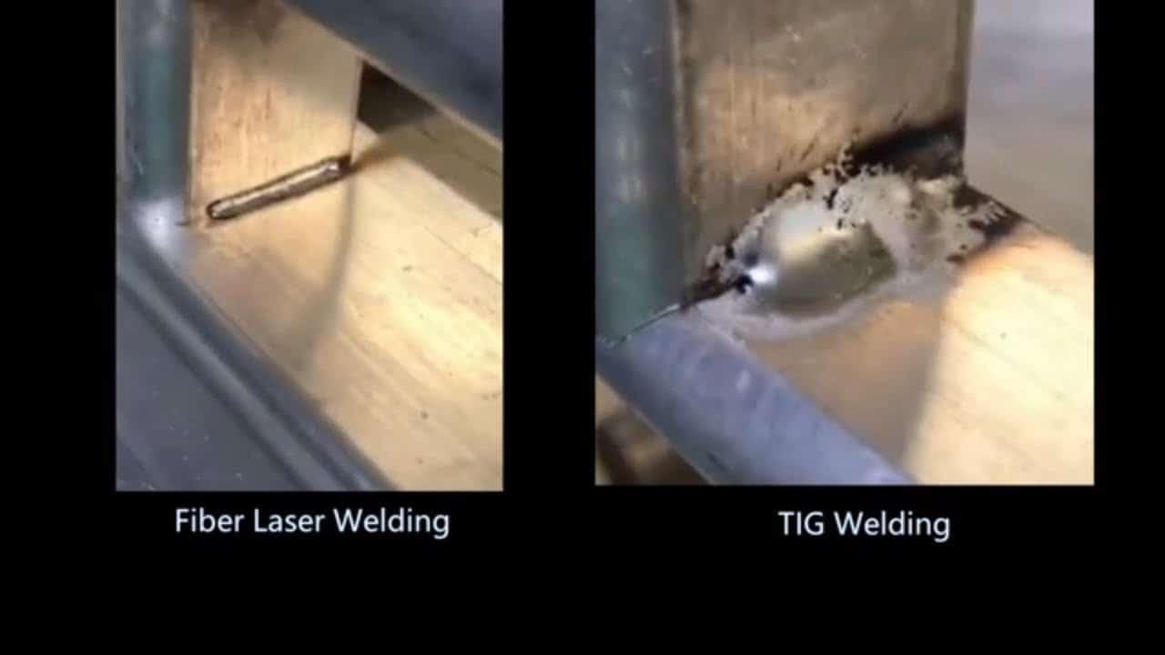 Soldadores Tig vs. Soldadura por láser