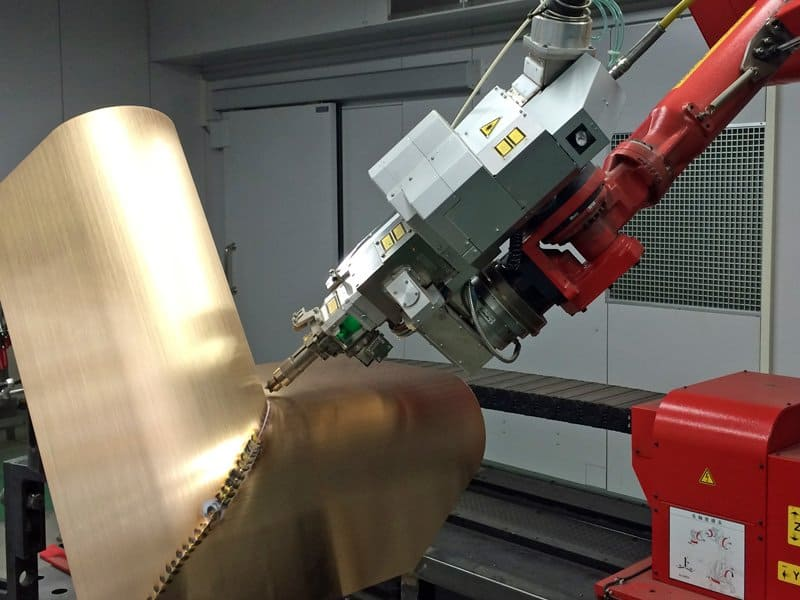 What Is Fiber Laser Welding