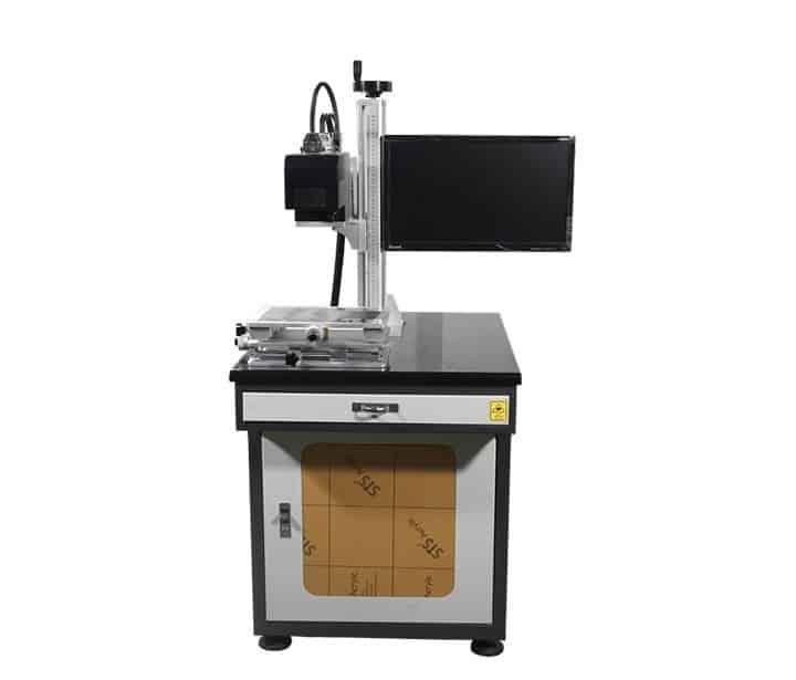 آلة الوسم بالليزر ثلاثية الأبعاد الديناميكية
