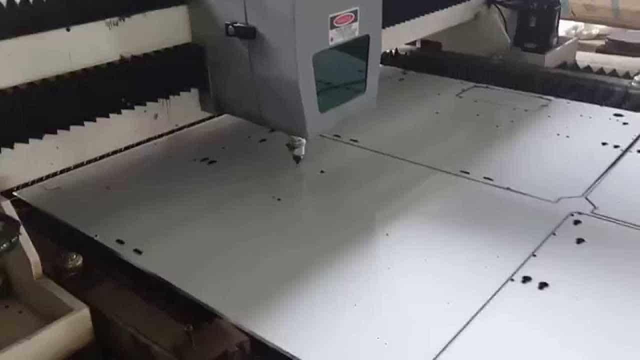 Figure 2 – Metal Laser Cutting Machine Price