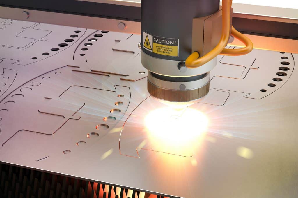 Figure 3 – Which Laser is Used For Metal Cutting_